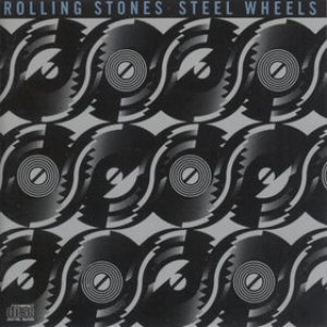 The Rolling Stones - Steel Wheels cover art