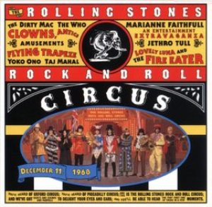 The Rolling Stones - The Rolling Stones Rock and Roll Circus cover art