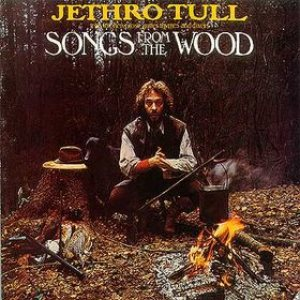Jethro Tull - Songs From the Wood cover art