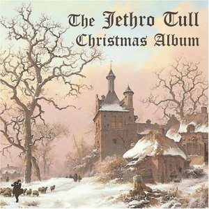 Jethro Tull - The Jethro Tull Christmas Album cover art