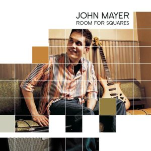 John Mayer - Room for Squares cover art