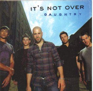 Daughtry - It's Not Over cover art