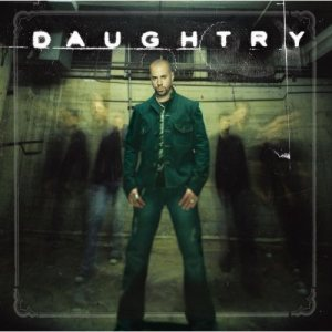 Daughtry - Daughtry cover art