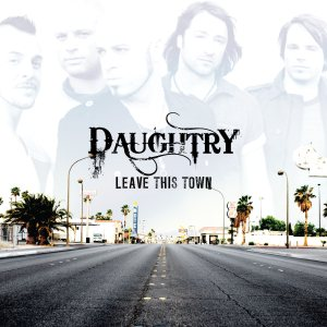 Daughtry - Leave This Town cover art