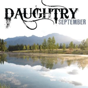 Daughtry - September cover art
