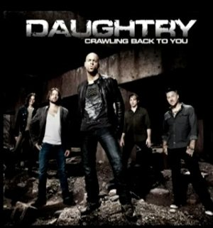 Daughtry - Crawling Back to You cover art