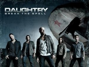 Daughtry - Break the Spell cover art
