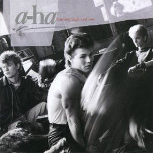 A-ha - Hunting High and Low cover art