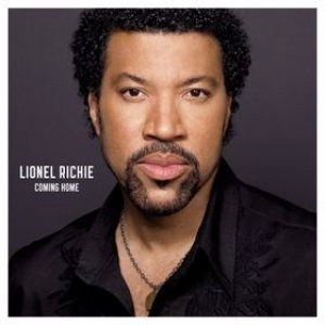 Lionel Richie - Coming Home cover art
