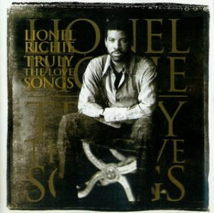 Lionel Richie - Truly - the Love Songs cover art