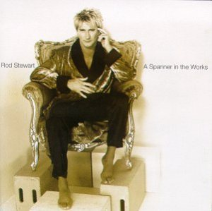 Rod Stewart - A Spanner in the Works cover art