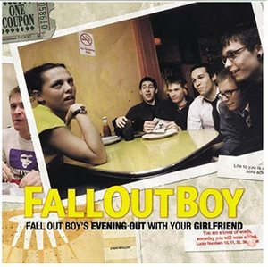 Fall Out Boy - Fall Out Boy's Evening Out with Your Girlfriend cover art