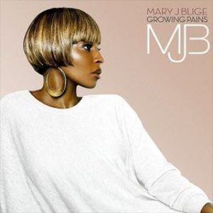 Mary J. Blige - Growing Pains cover art