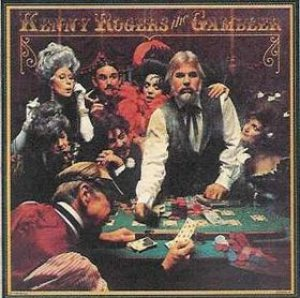 Kenny Rogers - The Gambler cover art