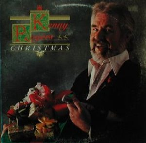Kenny Rogers - Christmas cover art
