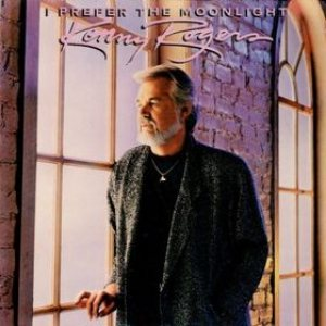 Kenny Rogers - I Prefer the Moonlight cover art
