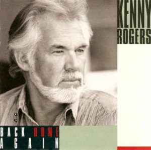 Kenny Rogers - Back Home Again cover art