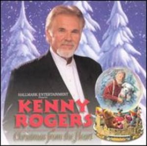 Kenny Rogers - Christmas from the Heart cover art