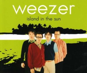 Weezer - Island in the Sun cover art