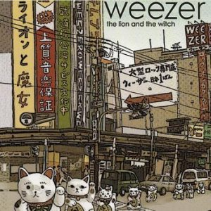 Weezer - The Lion and the Witch cover art