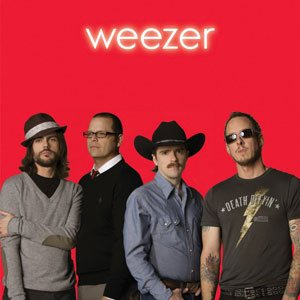 Weezer - Weezer [Red Album] cover art