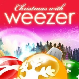 Weezer - Christmas with Weezer cover art