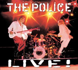 The Police - Live! cover art