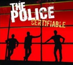 The Police - Certifiable cover art