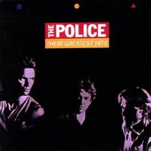 The Police - Their Greatest Hits cover art