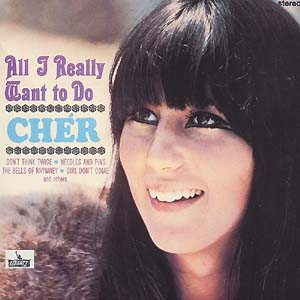 Cher - All I Really Want to Do cover art