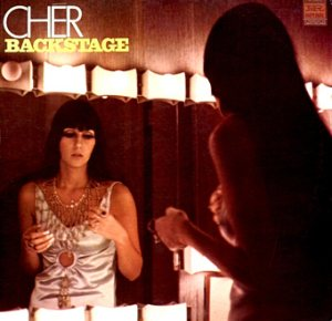 Cher - Backstage cover art