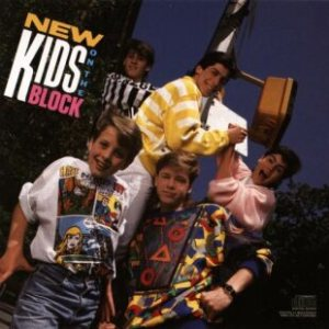 New Kids on the Block - New Kids on the Block cover art