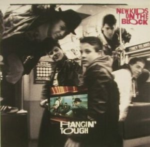 New Kids on the Block - Hangin' Tough cover art