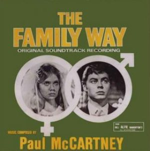 Paul McCartney - The Family Way cover art
