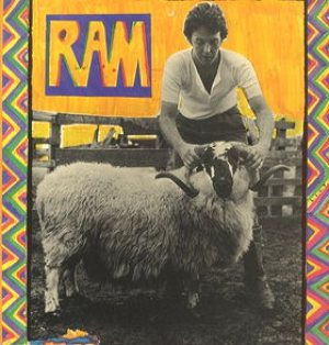 Paul McCartney - Ram cover art