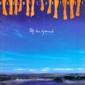 Paul McCartney - Off the Ground cover art
