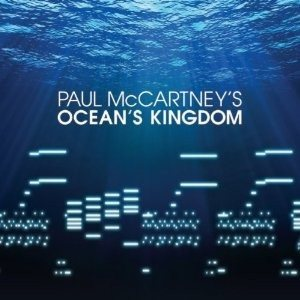 Paul McCartney - Ocean's Kingdom cover art