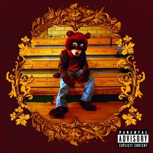 Kanye West - The College Dropout cover art