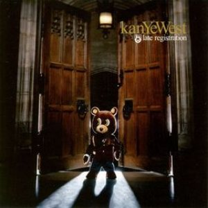 Kanye West - Late Registration cover art