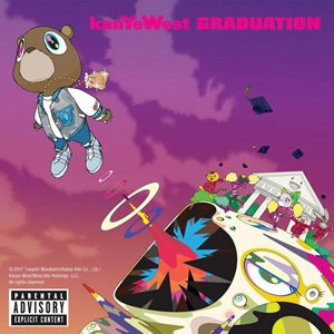 Kanye West - Graduation cover art