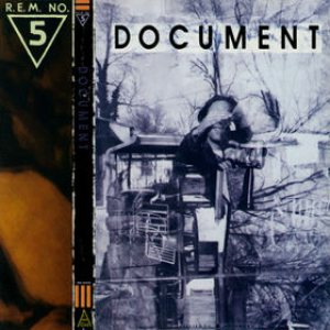 R.E.M. - Document cover art