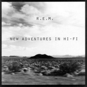 R.E.M. - New Adventures in Hi-Fi cover art