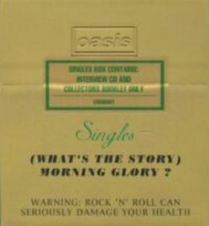 Oasis - (What's the Story) Morning Glory ? - Singles Box Set cover art