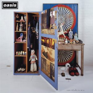 Oasis - Stop the Clocks cover art