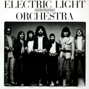 Electric Light Orchestra - On the Third Day cover art