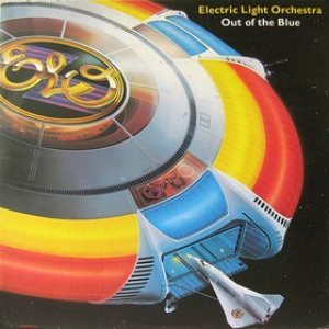 Electric Light Orchestra - Out of the Blue cover art