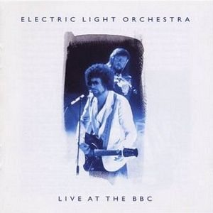 Electric Light Orchestra - Live at the BBC cover art