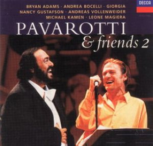 Luciano Pavarotti - Pavarotti & Friends 2 cover art