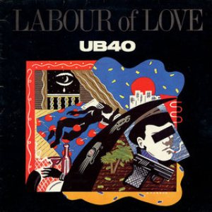 UB40 - Labour of Love cover art
