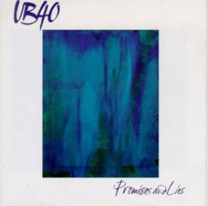 UB40 - Promises and Lies cover art